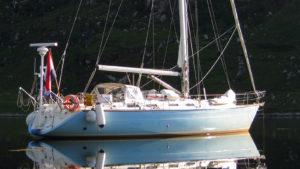 Yacht Cherokee